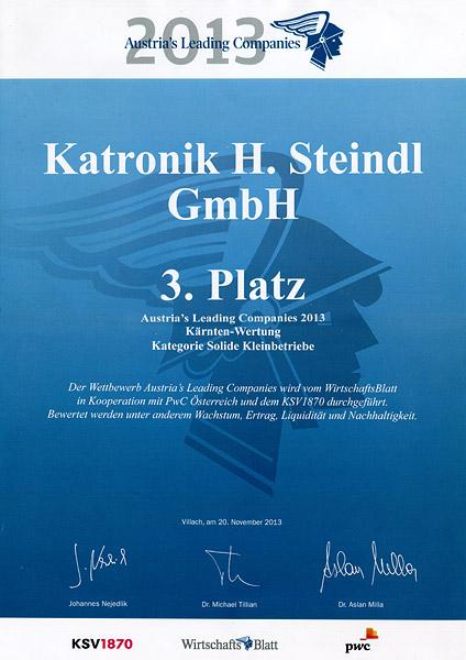Austria's Leading Companies 2013